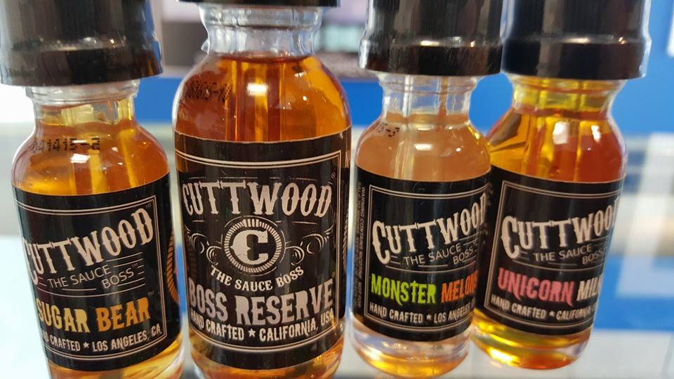 Cuttwood eJuice