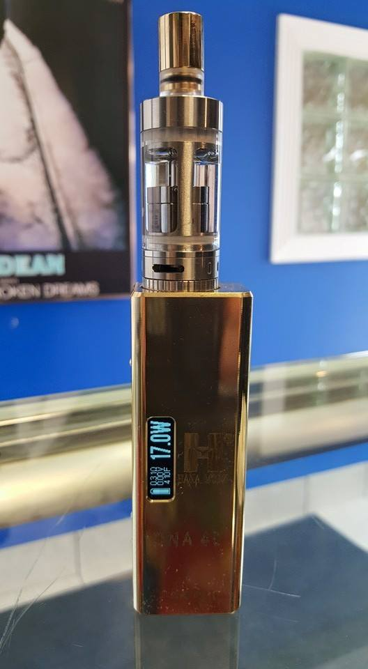 Many unique and limited edition products available @ E-cigarette Friendly Vapor Emporium.